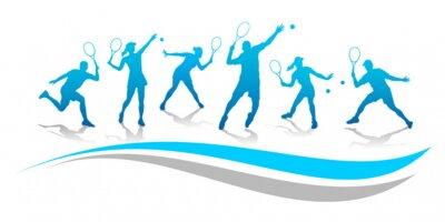 Sticker Tennis - 174