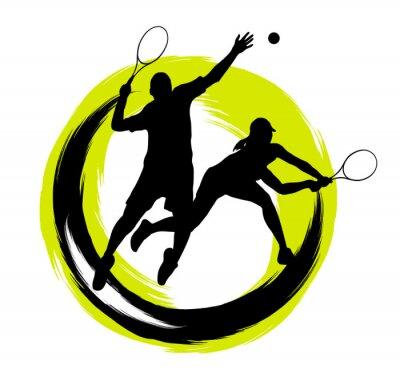 Sticker Tennis - 204