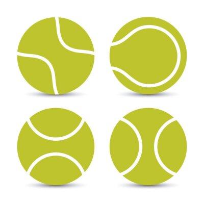 Sticker Tennis-Design
