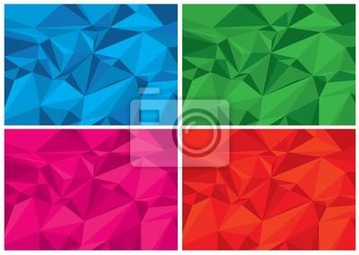 Textur Dreieck