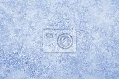 Sticker Textur von Frost