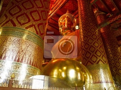Thailand - Ayutthaya Wat Choeng Phanan