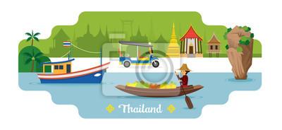 Thailand Reise und Sehenswürdigkeit Sehenswürdigkeit