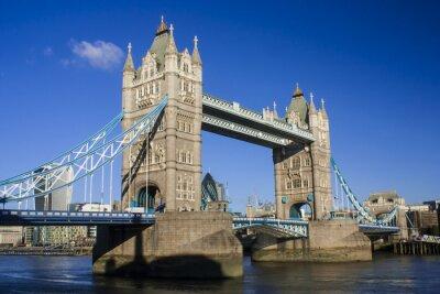 Sticker Tower Bridge Süd-Ost Ansicht