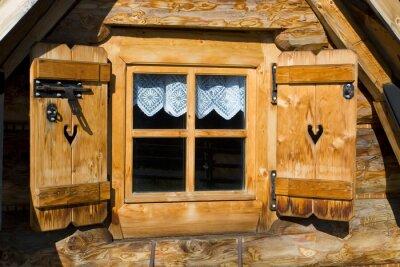 Traditionelles Haus in Zakopane