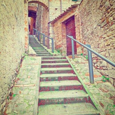Sticker Treppe