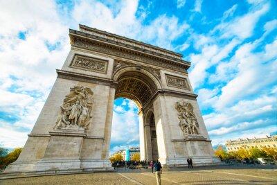 Sticker Triumphbogen in Paris