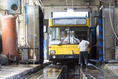 Sticker Trolley depot