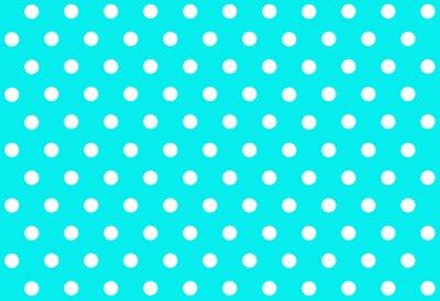 Sticker Tupfenhintergrund.