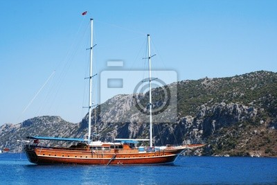 Türkisches Schiff