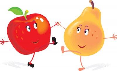 Sticker Tutti Frutti 01