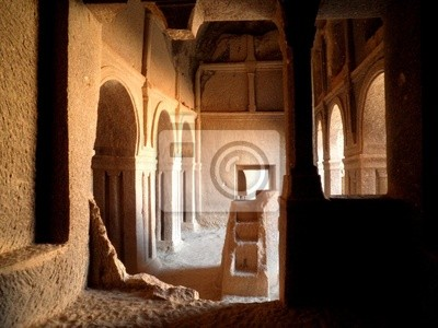Untergrundkirche in Kappadokien