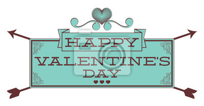Valentinstag. Registrieren