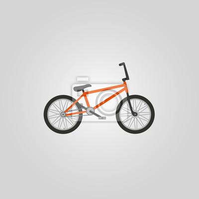 Vector BMX Fahrrad.