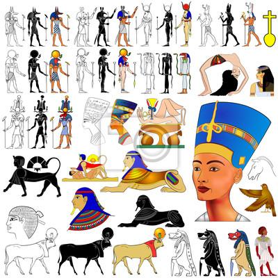 Vektor - Ancient Egypt