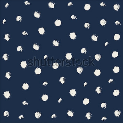 Sticker Vektor-Bindungsfarbstoff-Shibori-Druck. Nahtlose Hand gezeichnete Muster. Strukturierter japanischer Hintergrund der Tinte. Moderne Batiktapetenfliese. Aquarell endlosen Hintergrund.