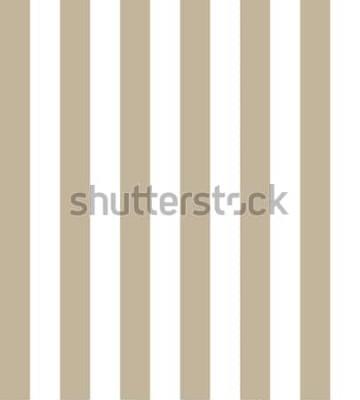 Sticker Vektor nahtlose Muster mit breiten vertikalen Linien