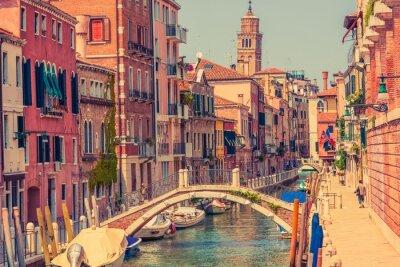 Sticker Venice Italy Architecture