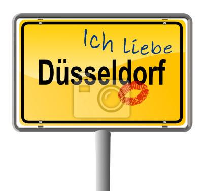 Verliebt in Düsseldorf