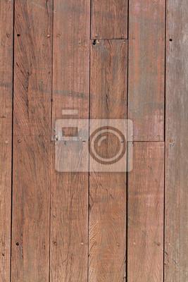Vertikale rot-braun gestreiften Holz Muster
