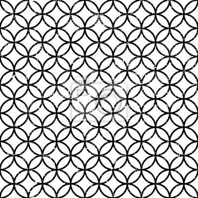 Vintage nahtlose Muster texturiert