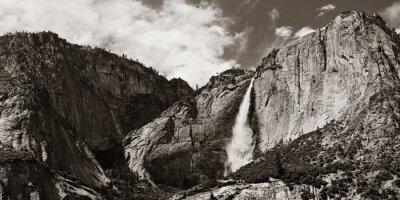 Sticker Wasserfälle