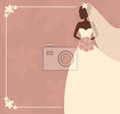 Wedding / Bridal Shower Einladung