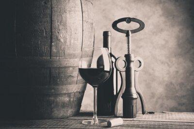 Sticker Wein
