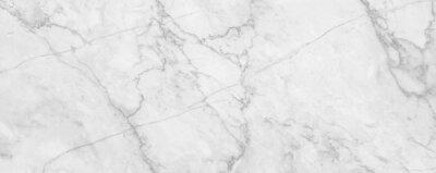 Sticker Weiße Marmor Textur Hintergrund, abstrakte Marmor Textur (natürliche Muster) für Design.