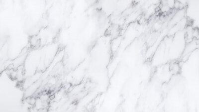 Sticker Weiße Marmor Textur und Hintergrund.