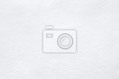 Sticker Weißer Hintergrund von Aquarellpapier