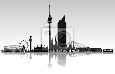 Wien Skyline Architektur