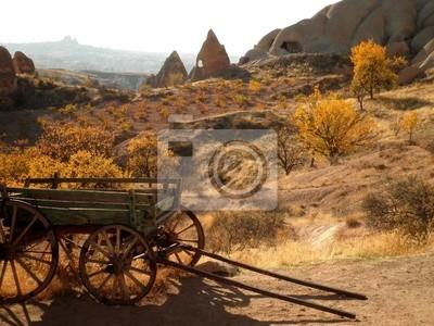 Wild West Wagon