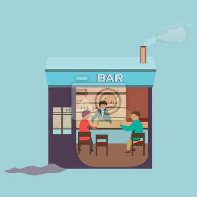 Winter-Bar
