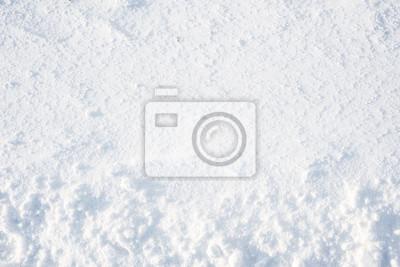 Sticker Winter Textur, Schnee Hintergrund