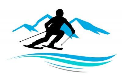 Sticker Wintersport - 13