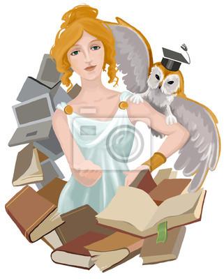 Афродита и книги