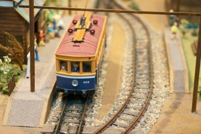 Sticker 鉄 道 模型