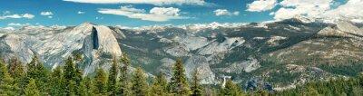 Sticker Yosemite Nationalpark