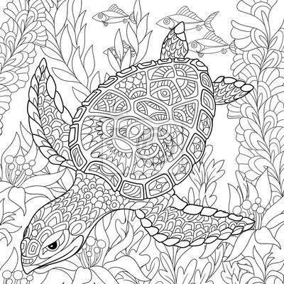 Ziemlich Cartoon Schildkröte Malvorlagen Zeitgenössisch - Framing ...
