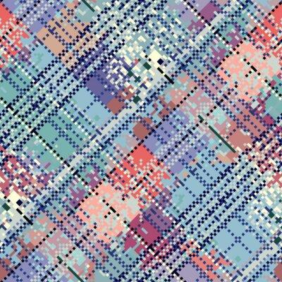 Sticker Zusammenfassung diagonalen Hintergrund