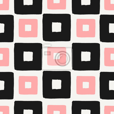 Zusammenfassung Geometrische Nahtlose Muster